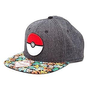 Flashpoint AG Pokemon Snapback Kappe Poke Ball [Andere Plattform]