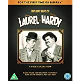 The Very Best of Laurel & Hardy: Complete 5 Movies Collection - Block-Heads + Our Relations + Pardon Us + Sons of the Desert + Way Out West