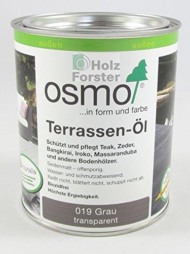 Preisvergleich Produktbild Terrassen-Öl 019 grau 0,75l [Misc.]