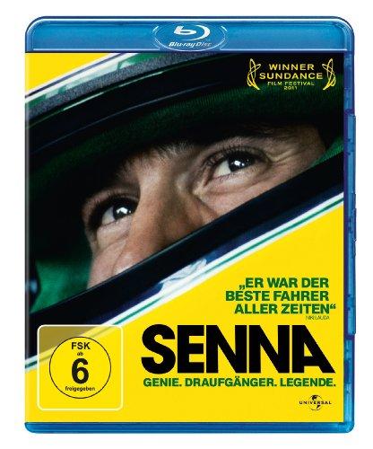 Preisvergleich Produktbild Senna - Genie, Draufgänger, Legende [Blu-ray]