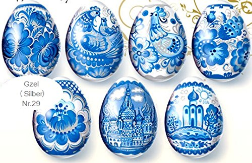 ukrainisches-kunsthandwerk-ostereier-schrumpffolie-gzel-mit-silberrand-neu-nr29-reicht-fur-7-eier