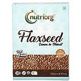 #7: Nutriorg Flax seed RAW (Certified Organic Flax seed)