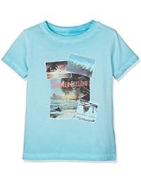 Pepe Jeans Jerome Jr, Camiseta Niñas, Azul (Lt Turquoise), 10 años (Talla del fabricante: 10)