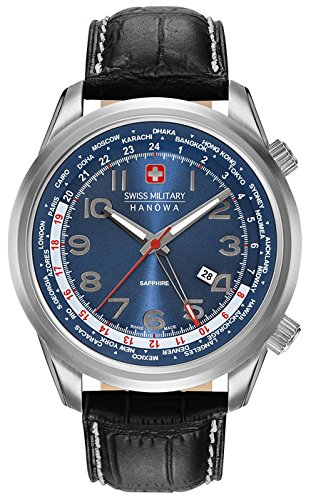 SWISS MILITARY-HANOWA Herren-Armbanduhr 06-4293.04.003
