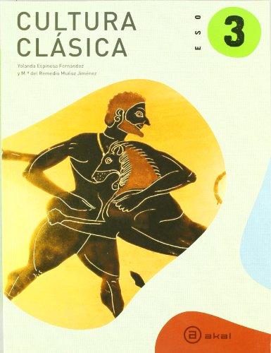 Cultura Clásica. 3º ESO - Edición 2011