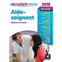 Réussite Concours Aide-soignant - Concours d'entrée 2018 Nº17