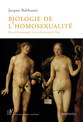 Biologie de l'homosexualit : On nat homosexuel, on ne choisit pas de l'tre