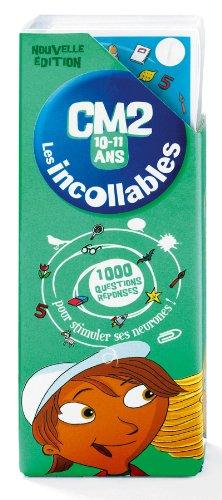 Les Incollables - Eventail CM2 par Play Bac