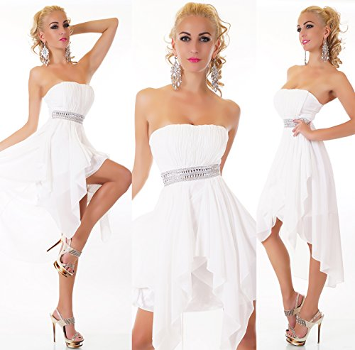 Fashion - Robe - Femme Weiß