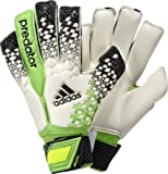 Adidas Torwarthandschuhe Predator Fingersave Allround 11.5 White-Black-Ray Green F13-Electricity
