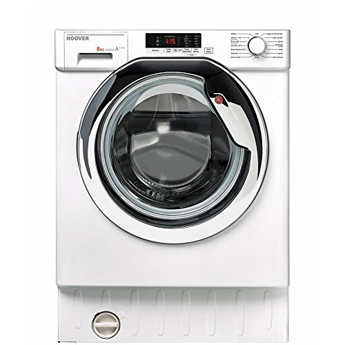HBWM814SAC Washing Machine 8kg Load 1400 Spin A+++ Energy Rating in White
