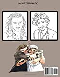 One Direction Coloring Book: For kids of all ages!