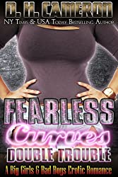 Fearless Curves - Double Trouble: A Big Girls & Bad Boys Erotic Romance (English Edition)