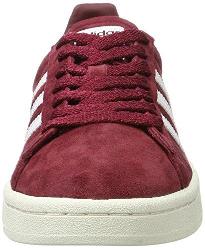 Adidas Schuhe Campus Herren Rot (Collegiate Burgundy/footwear White/chalk White)