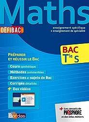 DéfiBac Cours/Méthodes/Exos Maths Terminale S
