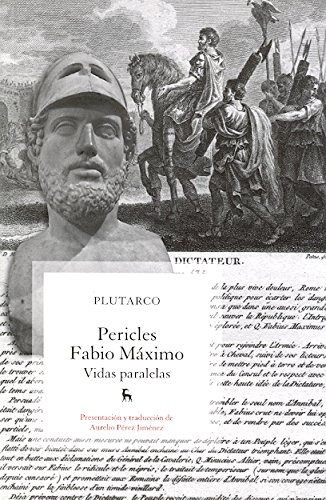 Pericles - fabio maximo: Vidas paralelas (VARIOS GREDOS)