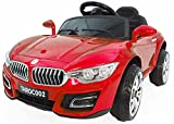#6: Toyhouse Avenger Luxurious Rechargeable Battery Operated Ride-on Car Painted with Remote for Kids, Red