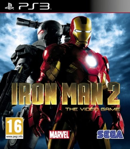 SEGA Iron Man 2, PS3 - Juego (PS3, PlayStation 3, Acción / Aventura, T (Teen))