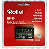 Rollei NP60 Batterie Lithium ion pour Appareil photo RCP-8325X / RCP-10325X