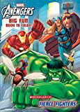Avengers Big Fun Book to Colour