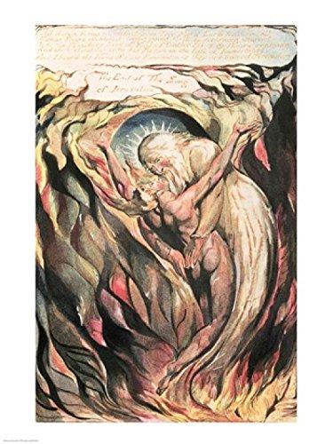 The Poster Corp William Blake - Jerusalem Die Emanation des riesigen Albion : Alle Menschen Forms Kunstdruck (45,72 x 60,96 cm) Albion Form