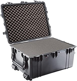Peli 1630 - Maleta con Interior de Espuma Protectora y Ruedas, Negro (B001JQLH2E) | Amazon price tracker / tracking, Amazon price history charts, Amazon price watches, Amazon price drop alerts