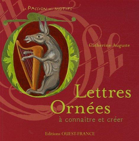 LETTRES ORNEES
