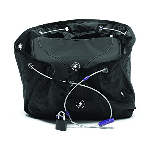 Pacsafe C25L-Stealth 25 Liter Anti-Theft Camera Bag Protector (Black)
