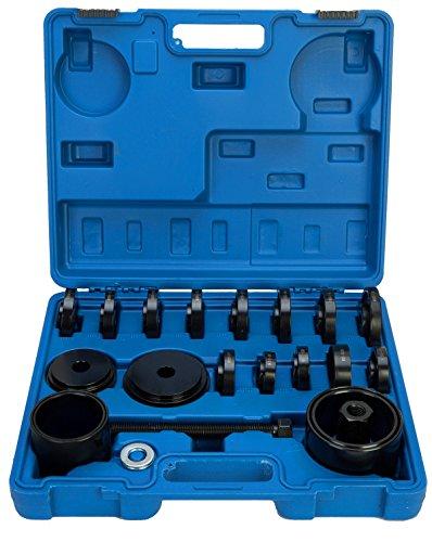 FreeTec–23tlg. Cilindro de Almacenamiento de Herramientas Extractor de Rueda Extractor 19087000–Juguete & Herramientas de Montaje