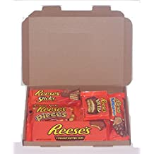 Reeses American Candy Gift Box - Wedding Birthday Party Retro Sweets Reeses R5