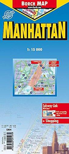 Manhattan: 1:15 000. Einzelkarten: Manhattan 1:15 000; Upper Manhattan 1:15 000; Midtown 1:10 000; Financial District 1:9 000; MTA Public ... Time Zones; Manhattan Zip-Codes (Borch Maps) -