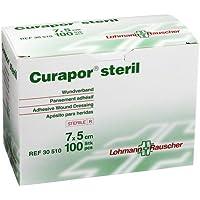 CURAPOR Wundverband steril chirurgisch 5x7 cm 100 St preisvergleich bei billige-tabletten.eu