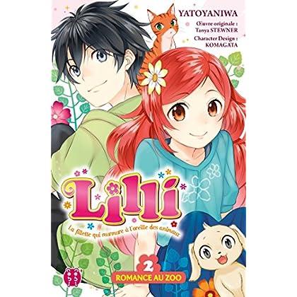 Lilli, la fillette qui murmure à l'oreille des animaux T02: Romance au zoo