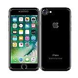 iKNOWTECH  Protecteur d'écran avant et arrière pour iPhone 8Plus/iPhone 7Plus en verre trempé anti-rayures/sans bulles Premium ultra transparent