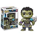 Figura Pop Marvel Thor Ragnarok Gladiator Hulk Exclusive