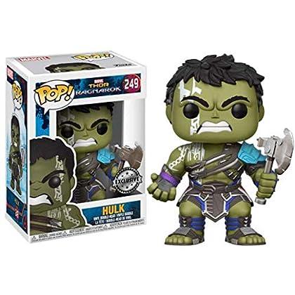 Figura Pop Marvel Thor Ragnarok Gladiator Hulk ...