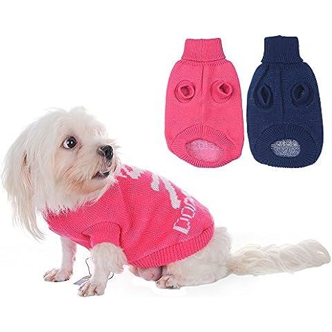 Vestito di personalità accessori per cani cranio