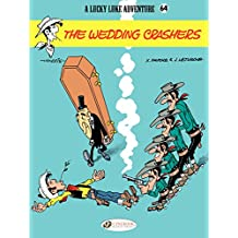 Lucky Luke (english version) - Tome 64 - The wedding crashers