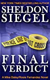 Best Legal Thrillers - Final Verdict Review