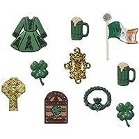 Irlanda _Craft Novelty & di Bottoni decorativi Dress It Up