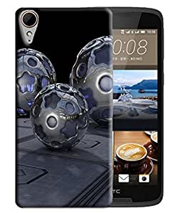 PrintFunny Designer Printed Case For HTC Desire 828