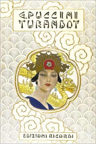 Poster 61 x 91 cm: Turandot di Leopoldo Metlicovitz - Stampa Artistica Professionale, Nuovo Poster Artistico