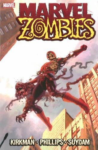 Marvel Zombies Cover Image
