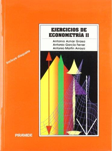 Ejercicios de econometría II (Economía Y Empresa)