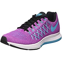 save off 4d658 36e78 Nike Wmns Air Zoom Pegasus 32 Scarpe da Ginnastica Donna