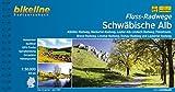 Fluss-Radwege Schwäbische Alb: Albtäler-Radweg, Brenz-Radweg, Donau-Radweg, Filstal-Radweg, Lautertal-Radweg, Lauter-Alb-Lindach-Radweg, ... 815 km (Bikeline Radtourenbücher) - Esterbauer Verlag