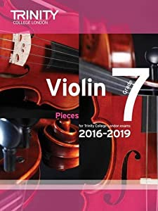 Violin Exam Pieces Grade 7 2016-2019 (Score & Part)