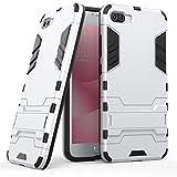 Coque ASUS Zenfone 4 Max Plus ZC554KL SsHhUu Stoßsichere Dual Layer Hybrid Tasche...