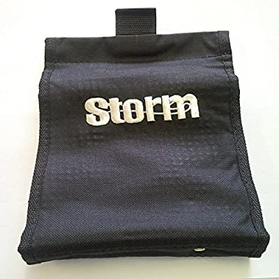 Kiddy Storm 20 Pouch Sea Fishing Rig Wallet - Beach/ Boat/ Shore by Storm