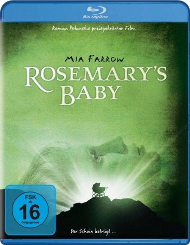 Rosemary's Baby [Blu-ray] -